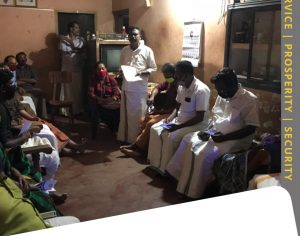 Hindu Seva Kendram Launches a New Center at Cheriyanad Panchayath in Alappuzha District